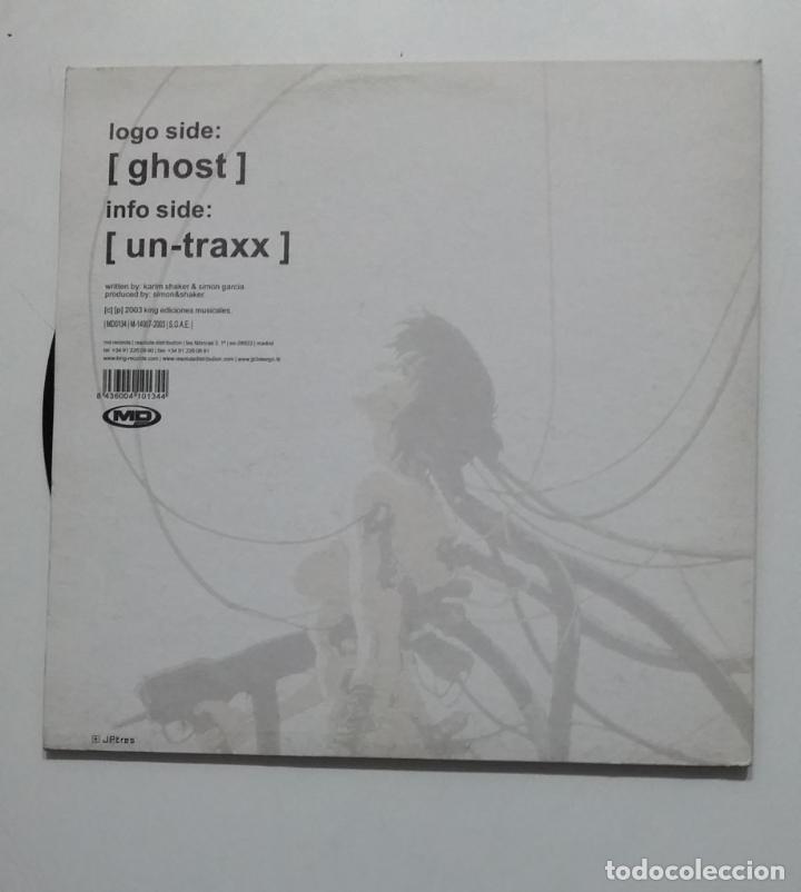 Discos de vinilo: ELEMENT. GHOST. MAXI SINGLE. TDKDA64 - Foto 2 - 185789927