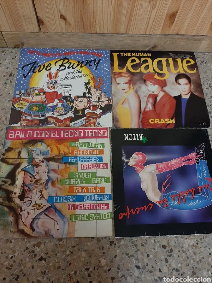 LPS TECNO (Música - Discos - LP Vinilo - Techno, Trance y House)