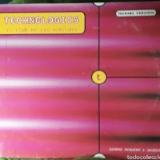 Discos de vinilo: VINILO EL CLUB DE LOS HUMILDES TECHNOLOGICS 1998. Lote 185879807