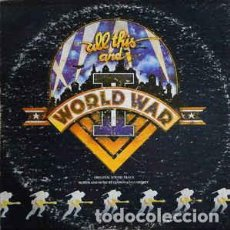 Discos de vinilo: VARIOUS ‎– ALL THIS AND WORLD WAR II . Lote 185884430