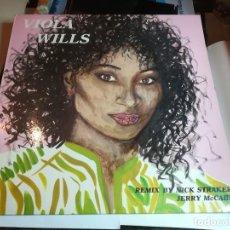 Discos de vinilo: VIOLA WILLS. Lote 185885041