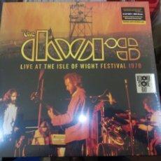 Discos de vinilo: 2 LP THE DOORS - LIVE ISLE OF WIGHT 1970 - EDICIÓN LIMITADA BLACK FRIDAY. Lote 185887748