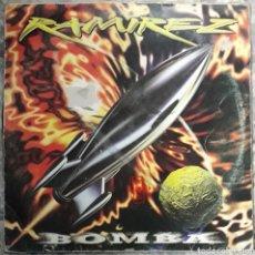 Discos de vinilo: VINILO DJ RICCI RAMIREZ BOMBA. Lote 185893576