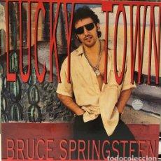 Discos de vinilo: BRUCE SPRINGSTEEN, LUCKY TOWN - LP - POP HITS. Lote 185894456