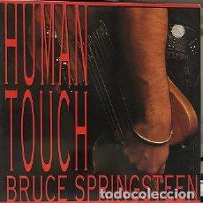 Discos de vinilo: BRUCE SPRINGSTEEN, HUMAN TOUCH, - LP -. Lote 185895198