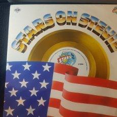 Discos de vinilo: STARS ON STEVIE..STARS ON 45...1982. Lote 185897847