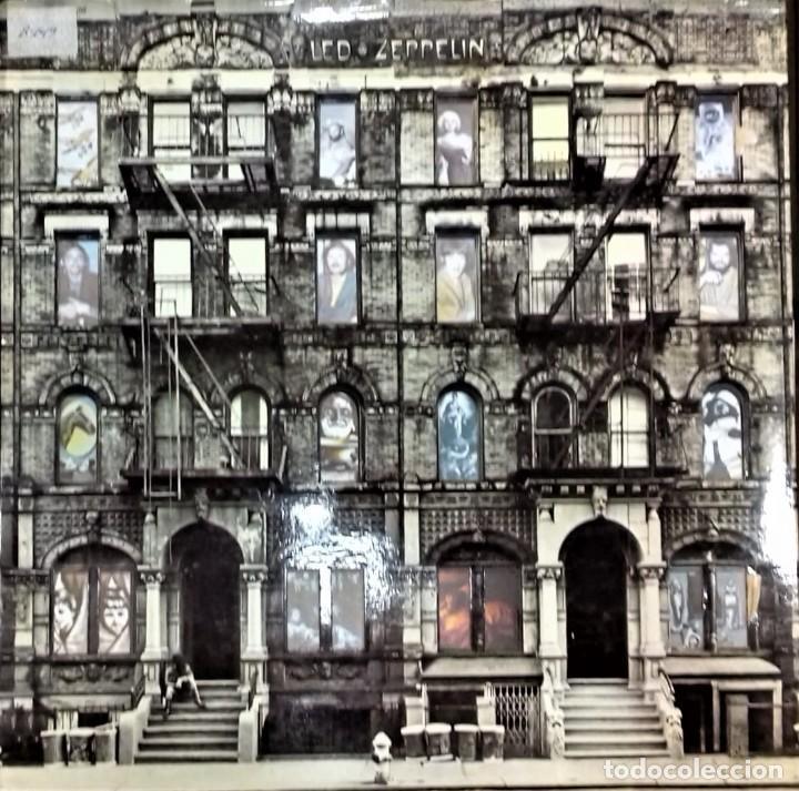 LED ZEPPELIN – PHYSICAL GRAFFITI- LP- ED. ESPAÑOLA- 1975 (Música - Discos - LP Vinilo - Rock & Roll)