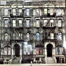 Disques de vinyle: LED ZEPPELIN – PHYSICAL GRAFFITI- LP- ED. ESPAÑOLA- 1975. Lote 185898630