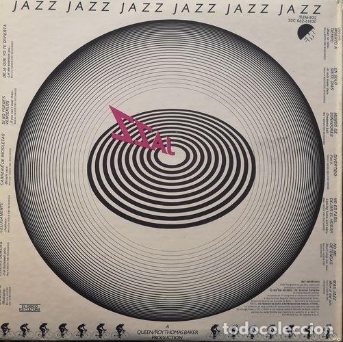 Discos de vinilo: QUEEN - FREDDIE MERCURY - JAZZ - PRIMERA EDICION MEJICANA - CON POSTER - PORTADA ABIERTA # - Foto 2 - 185902427