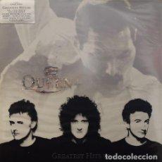 Discos de vinilo: QUEEN - FREDDIE MERCURY - GREATEST HITS III - DOBLE LP DE VINILO - EDICION INGLESA #. Lote 185902862