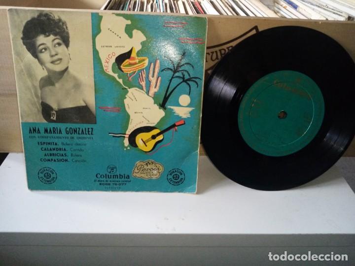ANA MARIA GONZALEZ (Música - Discos de Vinilo - EPs - Otros estilos)