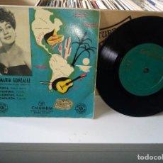 Discos de vinilo: ANA MARIA GONZALEZ . Lote 185908787