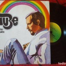 Discos de vinilo: SILVIO RODRIGUEZ **NUBE** VINILO 1981 VENEZUELA LP DIFERENTE PORTADA. Lote 185908818