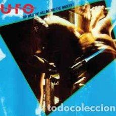 Discos de vinilo: UFO – THE WILD, THE WILLING AND THE INNOCENT . Lote 185910980