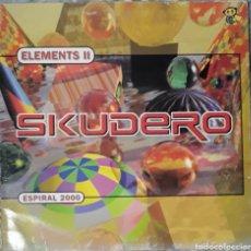 Discos de vinilo: VINILO SKUDERO ELEMENT II. Lote 185917572