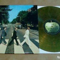 Discos de vinilo: THE BEATLES - ABBEY ROAD (LP REEDICIÓN, VINILO COLOR) NUEVO. Lote 185918255