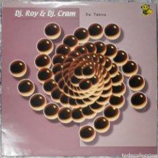 Discos de vinilo: VINILO D.J ROY & D.J CRANT. Lote 185919077