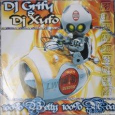 Discos de vinilo: VINILO D.J GRIFI & D.J XUFO. Lote 185919913