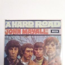 Discos de vinilo: JOHN MAYALL BLUES BREAKERS A HARD ROAD ( 1967 DECCA MONO UK ) BUEN ESTADO GENERAL. Lote 185931871