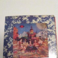 Discos de vinilo: THE ROLLING STONES THEIR SATANIC MAJESTIES REQUEST ( 1967 DECCA MONO ESPAÑA ) CARPETA 3D . Lote 185931941