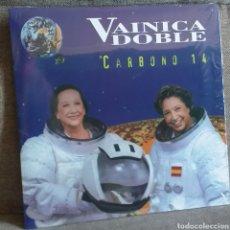 Discos de vinilo: VAINICA DOBLE - CARBONO 14 - VINILO ¡NUEVO!. Lote 185935496