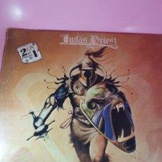 Discos de vinilo: LP(DOBLE)-JUDAS PRIEST-HERO,HERO-1981-GULL RECORDS-EDIGSA-BUEN ESTADO-VER FOTOS. Lote 185937112