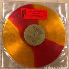 Discos de vinilo: KIM MAZELLE. YOUNG HEARTS RUN FREE. B.S.O. ROMEO + JULIET. MAXI SINGLE PROMOCIONAL. Lote 175454899
