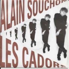 Discos de vinilo: ALAIN SOUCHON LES CADORS VIRGIN 1990. Lote 185949065