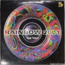 Discos de vinilo: VINILO RAINBOW 2001 FETA NANI. Lote 185951692