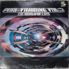 Disques de vinyle: VINILO PURÉ VITAMINE VOL.2 THE WORLD OF LOVE. Lote 185952441