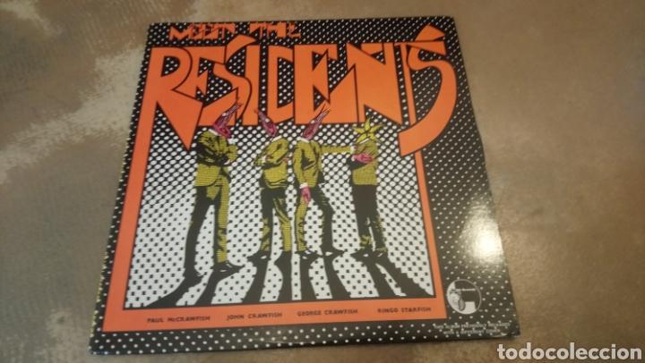 THE RESIDENTS–MEET THE RESIDENTS . LP VINILO 1979. BUEN ESTADO (Música - Discos - LP Vinilo - Pop - Rock - Extranjero de los 70)