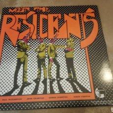 Discos de vinilo: THE RESIDENTS–MEET THE RESIDENTS . LP VINILO 1979. BUEN ESTADO. Lote 185954661