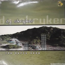 Disques de vinyle: VINILO D.J SKRYKER THE HURRY SONG. Lote 185960167