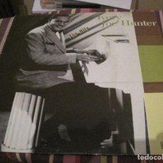 Discos de vinilo: LP IVORY JOE HUNTER THE HITS OFFICIAL REC. 6040 R&B JAZZ. Lote 185961288
