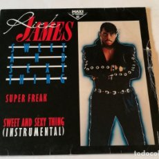 Dischi in vinile: RICK JAMES - SWEET AND SEXY THING- 1986. Lote 185964836