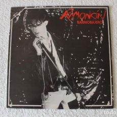 Disques de vinyle: RAMONCIN: BARRIOBAJERO - LP. EMI 1984. Lote 185966397
