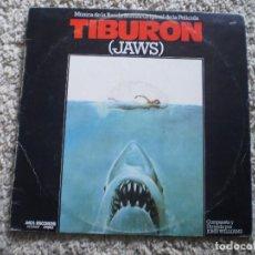 Discos de vinilo: LP. TIBURON. Lote 185967077