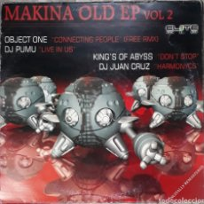 Disques de vinyle: VINILO MAKINA OLD EP VOL.2. Lote 185967895