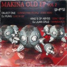 Discos de vinilo: VINILO MAKINA OLD EP VOL.2. Lote 185967895