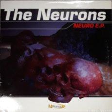 Discos de vinil: VINILO THE NEURONS NEURO EP. Lote 185969710