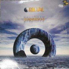 Discos de vinilo: VINILO ORBITAL PROPHECY. Lote 185970727
