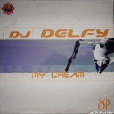 Discos de vinilo: VINILO D.J DELFY MY DREAM. Lote 185976986