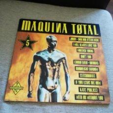Discos de vinilo: MAQUINA TOTAL 5-2 LP. Lote 185981015