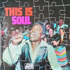 Discos de vinilo: VARIOUS ‎– THIS IS SOUL -LP-. Lote 185986898