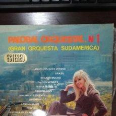 Discos de vinilo: PALOBAL ORQUESTAL, Nº 1: GRAN ORQUESTA SUDAMERICA. Lote 185999865