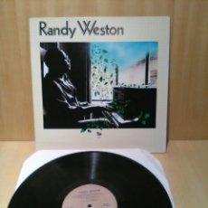 Disques de vinyle: RANDY WESTON, RANDY WESTON.. Lote 185999922