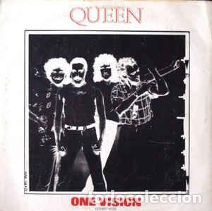 QUEEN – ONE VISION (EXTENDED VISION) (Música - Discos - Singles Vinilo - Electrónica, Avantgarde y Experimental)