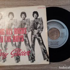 Discos de vinilo: GARY GLITTER,DOING ALL RIGHT WITH THE BOYS.ETC...1975. Lote 186017505