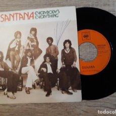 Discos de vinilo: SANTANA. GUAJIRA.ETC.1971. Lote 186018035