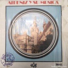 Discos de vinilo: ALBENIZ Y SU MÚSICA EDICIÓN ESPECIAL 1971. Lote 186018708